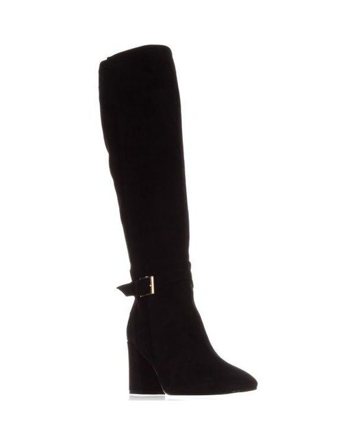 Kate Spade - Black Oralie Knee High Boots - Lyst