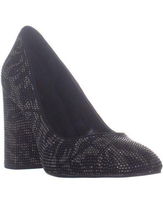 7cd67ddaa00e Michael Kors - Black Michael Jamie Pump Classic Heels - Lyst ...