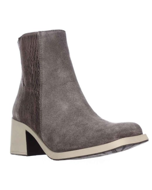 Naya - Brown Gang Chelsea Mid-calf Boots - Lyst