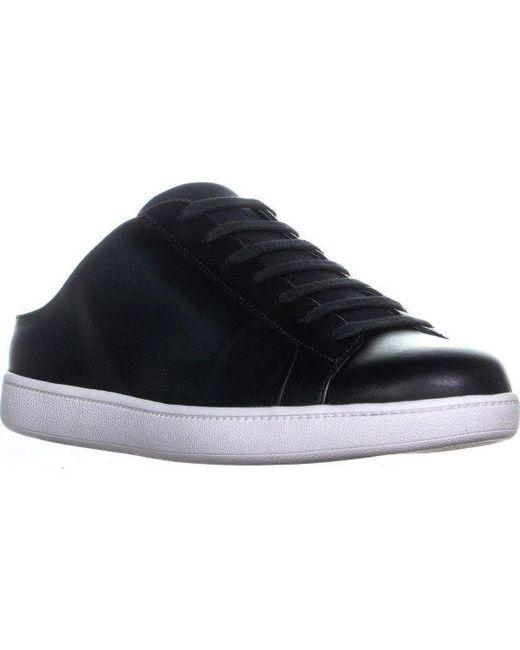 ea55c49eb83 Vince - Black Varley Slip On Sneakers - Lyst ...