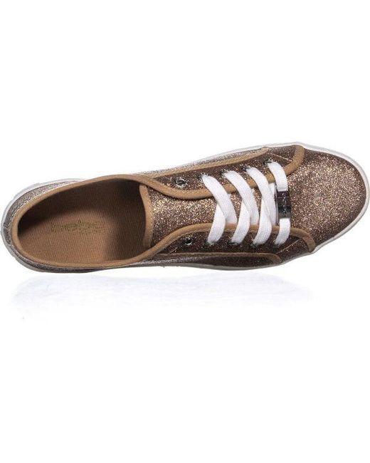 1f62a0b8da6 ... Bebe - Multicolor Sport Dane Lace Up Fashion Sneakers - Lyst ...