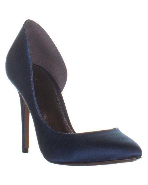 8c76fcc621d Michael Kors - Blue Claire D orsay Pumps - Lyst ...