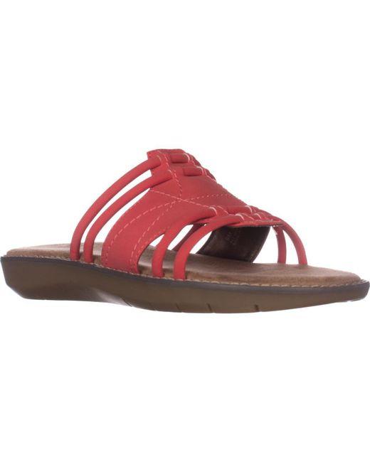 Aerosoles   Multicolor Super Cool Slide Sandals   Lyst
