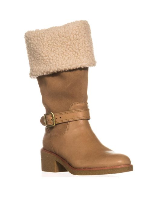 COACH - Natural Parka Cold-weather Boots - Lyst