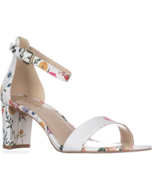 Nine West Shoes White Pruce