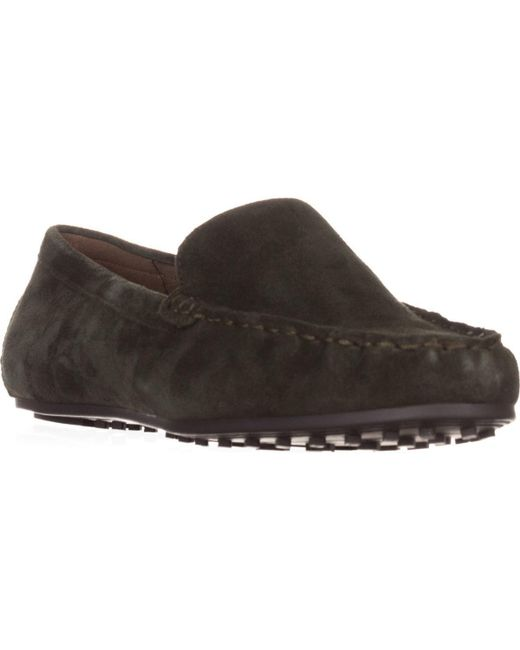 Aerosoles - Green Over Drive Slip-on Loafers - Lyst