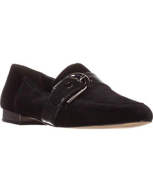 Michael Kors - Black Michael Cooper Slip-on Loafers - Lyst