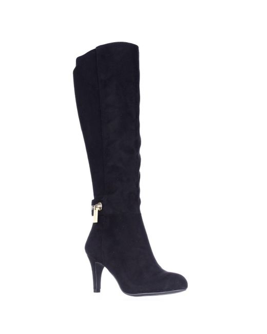 BCBGeneration - Rigbie Knee High Dress Boots - Black - Lyst