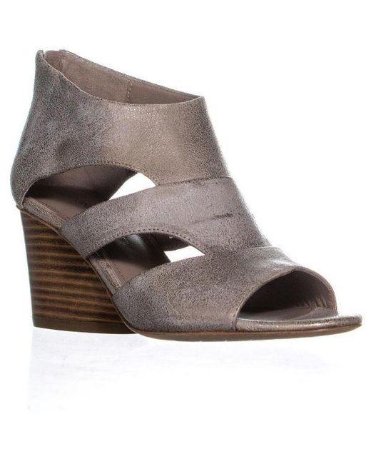 935ada2d146 Donald J Pliner - Brown Jenkin Wedge Sandals - Lyst ...