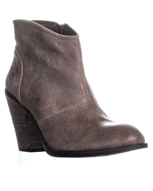 Jessica Simpson - Brown Maxi Casual Ankle Boots - Lyst