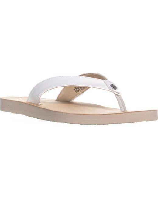 84773e14b10 Women's White Tawney Sandals