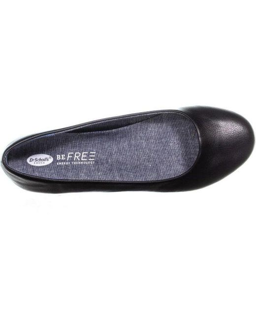 946f1508a12b ... Dr. Scholls - Black Dr. Scholls Shoes Friendly2 Ballet Flats - Lyst ...