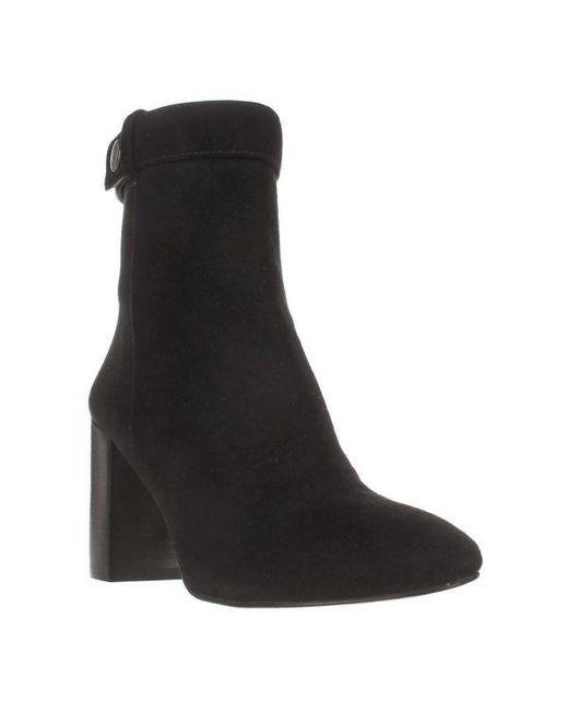 Pour La Victoire - Black Danya Cuffed Ankle Boots - Lyst