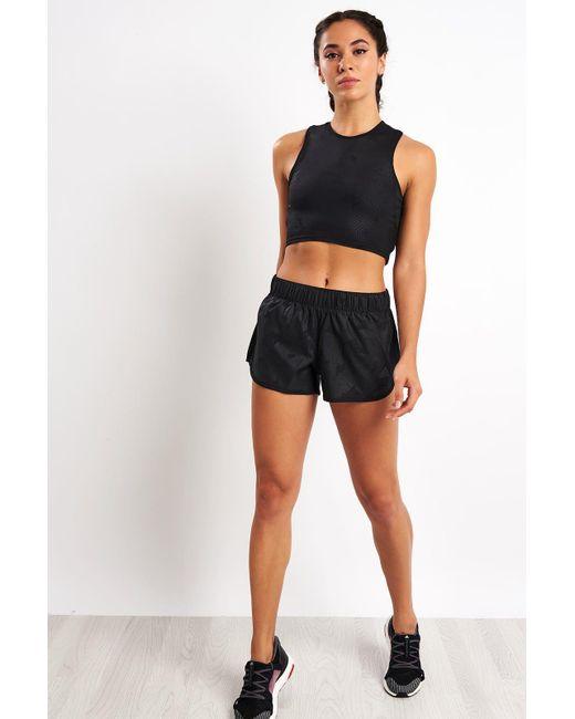 1e8a6fd51270f7 ... Adidas - Black Crop Top 2.0 - Lyst ...