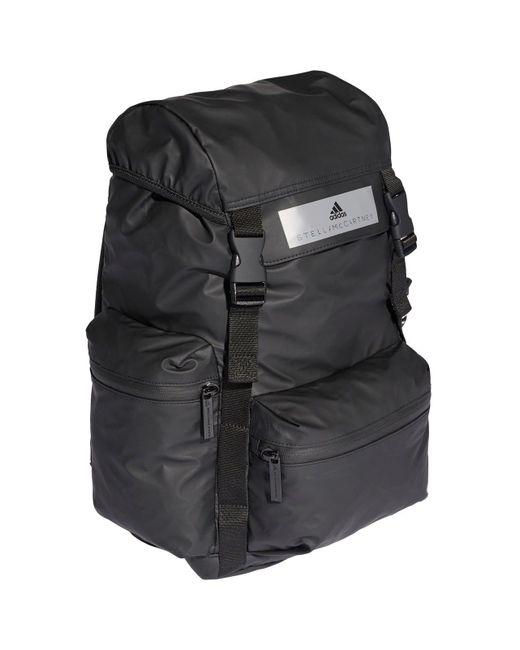 2f2fc7f15ec3 ... Adidas By Stella McCartney - Black Backpack - Lyst ...