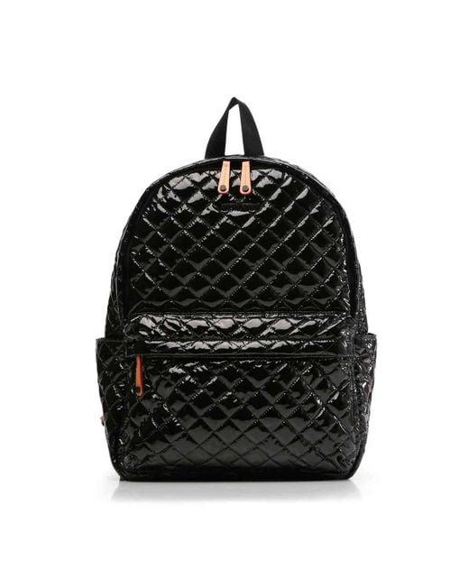 MZ Wallace - Black Metro Backpack - Lyst