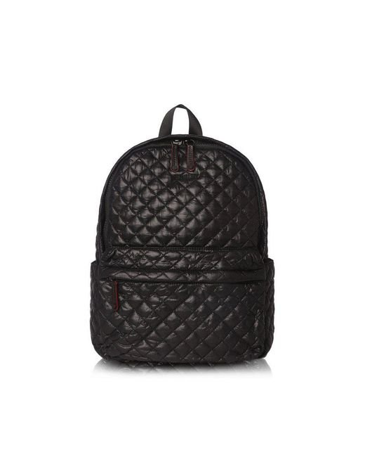 MZ Wallace - Medium Metro Backpack Black Oxford Nylon - Lyst