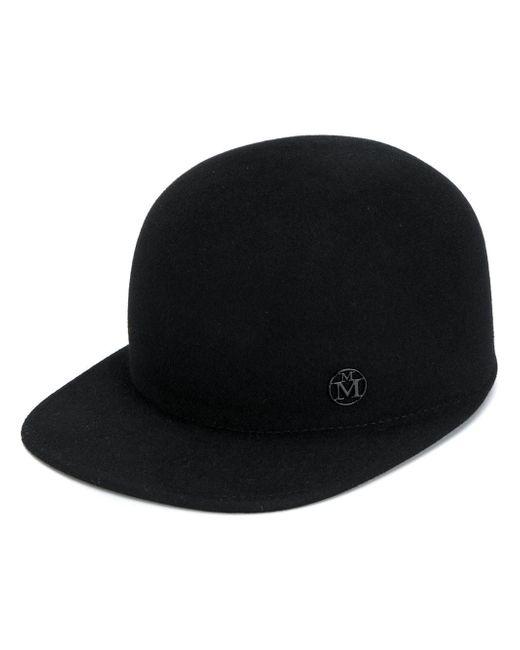 Maison Michel - Black Thadee Felt Trilby Hat for Men - Lyst