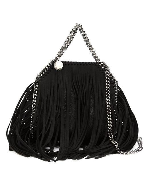 Stella McCartney | Black Handbag | Lyst