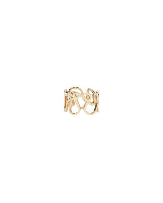 Repossi | Metallic Flat Gold Ring | Lyst
