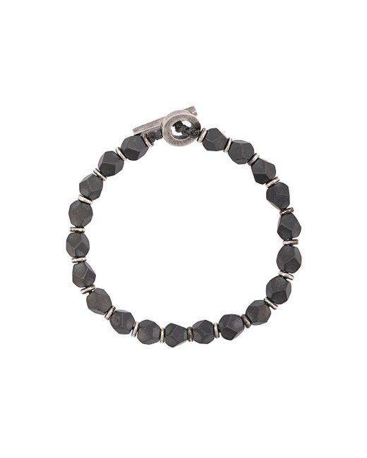 M. Cohen - Multicolor Hematite Axiom Bracelet for Men - Lyst