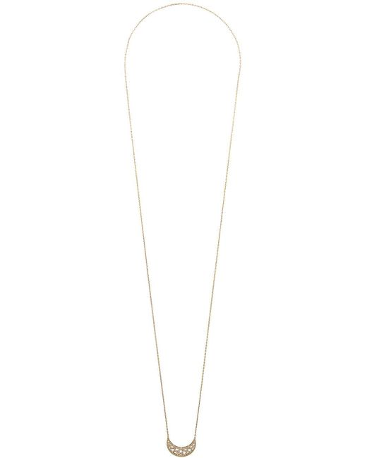 Noor Fares - Multicolor 'fly Me To The Moon' Necklace - Lyst