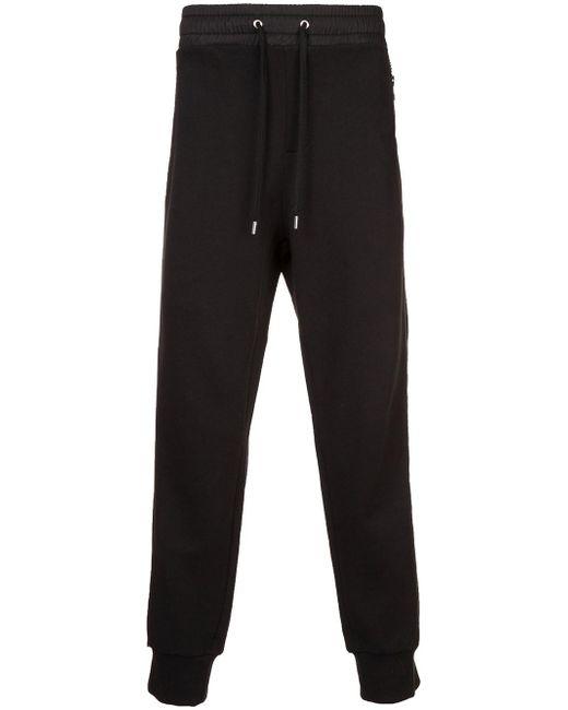Public School - Black Elasticated Waist Track Pants for Men - Lyst
