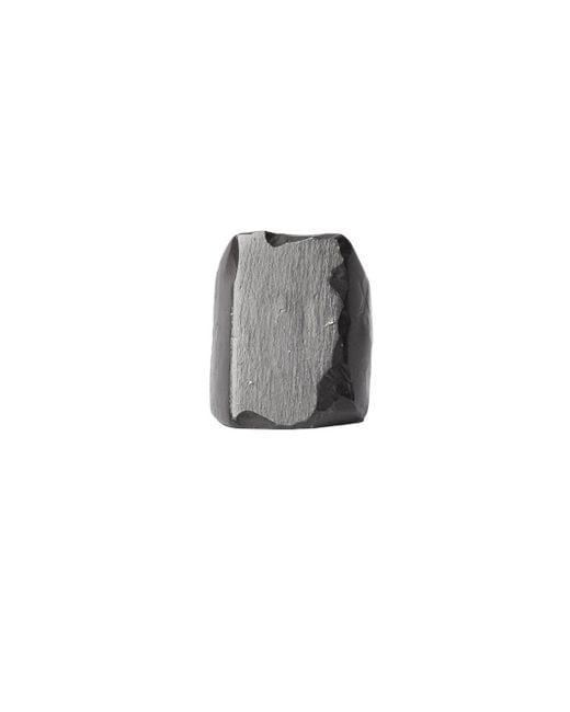 Henson | Black Carved Vert Ring | Lyst
