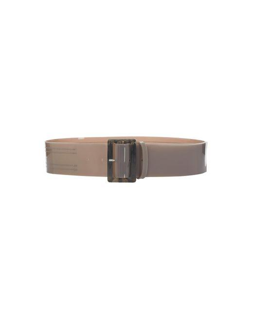 Tibi - Multicolor Pvc 2 Inch Belt - Lyst