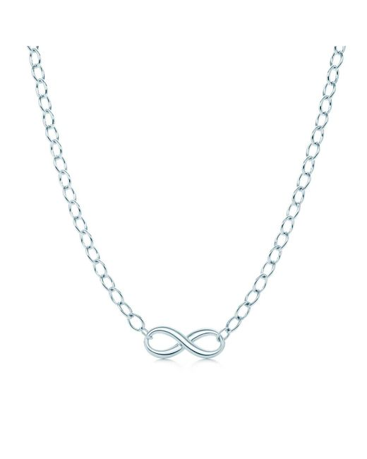 Tiffany & Co | Metallic Necklace | Lyst