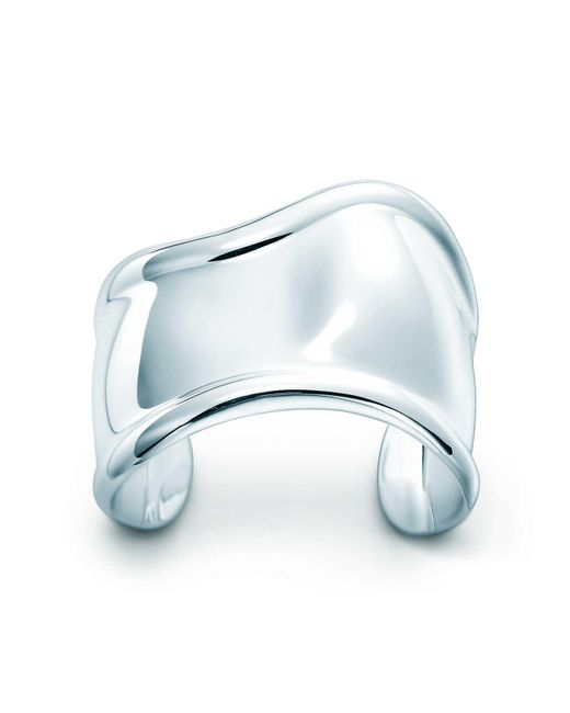 Tiffany & Co | Blue Bone Cuff | Lyst