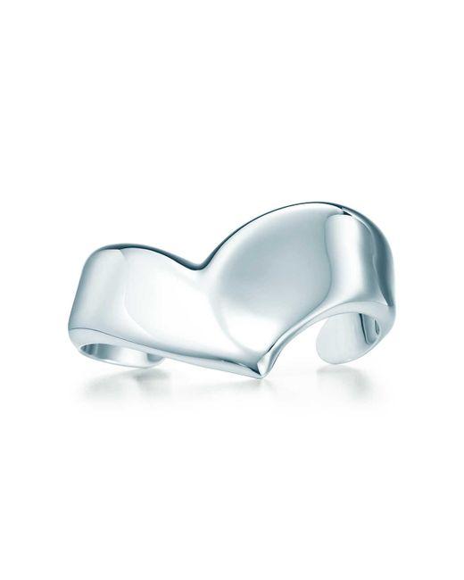 Tiffany & Co - Metallic Wing Cuff - Lyst