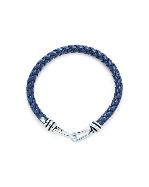 Tiffany & Co | Blue Knot Single Braid Bracelet | Lyst