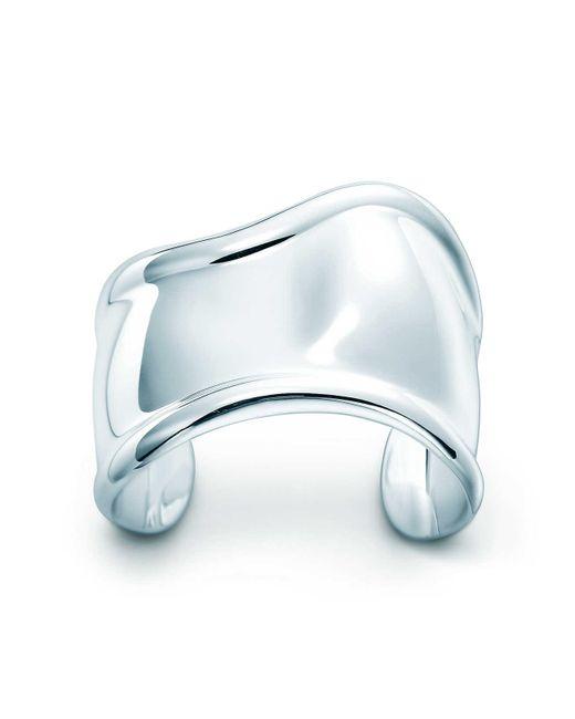 Tiffany & Co   Blue Bone Cuff   Lyst