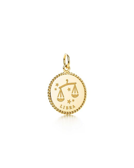 Tiffany & Co - Metallic Aries Charm - Lyst
