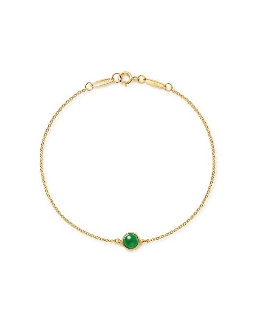 Tiffany & Co | Metallic Cabochon Bracelet | Lyst