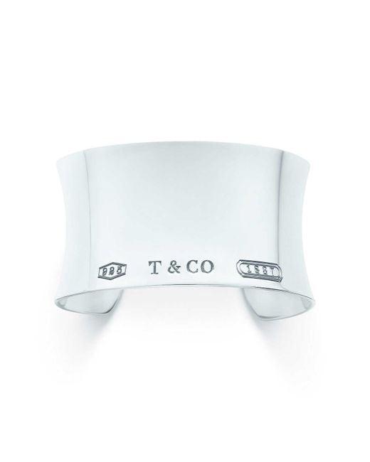 Tiffany & Co - Metallic Cuff - Lyst