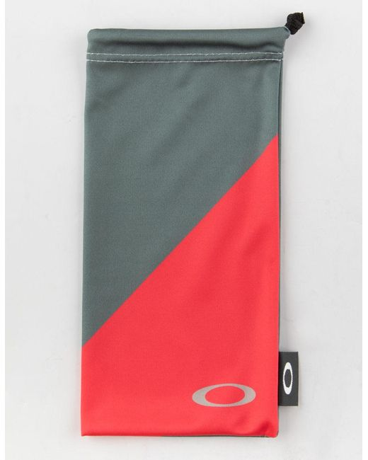 e3316704ec Lyst - Oakley Agility Sunglasses Olive Microbag in Green for Men