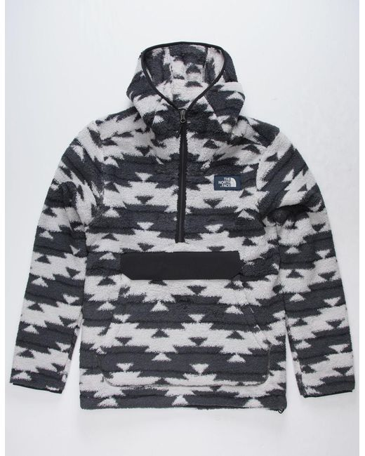 1d8db432c2 ... mens 1985 kazoo mountain jacket tnf white a74b2 f2645  italy the north  face gray campshire hoodie for men lyst 097f1 55d9b