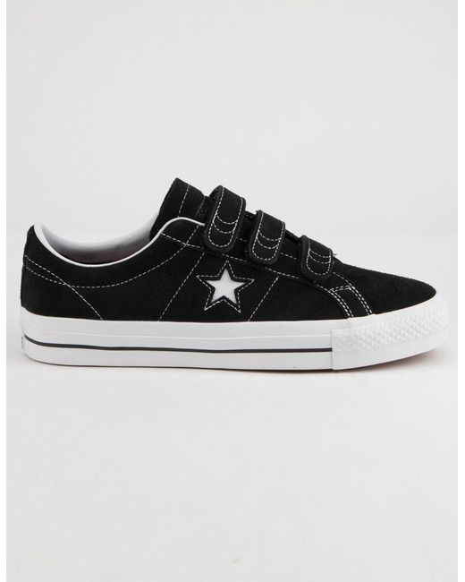 reduced converse one star pro svart c9b1c a076f