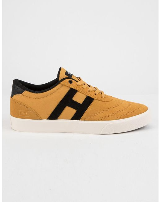 Huf - Multicolor Galaxy Mustard Mens Shoes for Men - Lyst