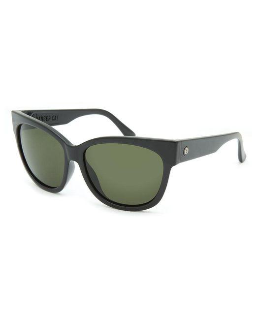 Electric - Green Danger Cat Sunglasses - Lyst