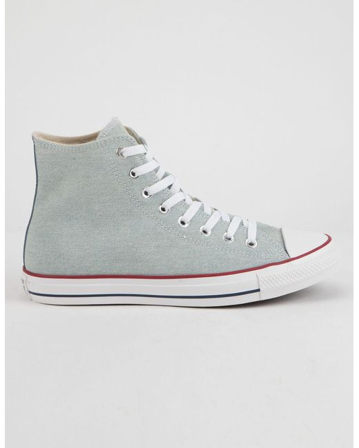 06fe437a6b0b Converse - Multicolor Chuck Taylor Worn In High Top Shoes - Lyst ...