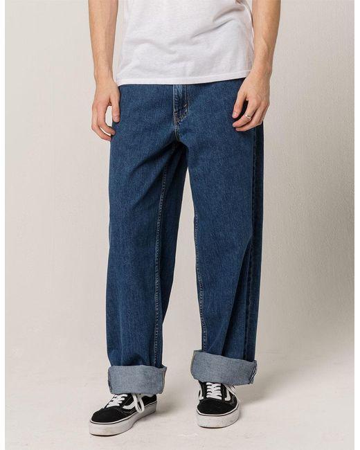 c7ce38ba68 Levi s - Blue Oh My Mens Baggy Jeans for Men - Lyst ...