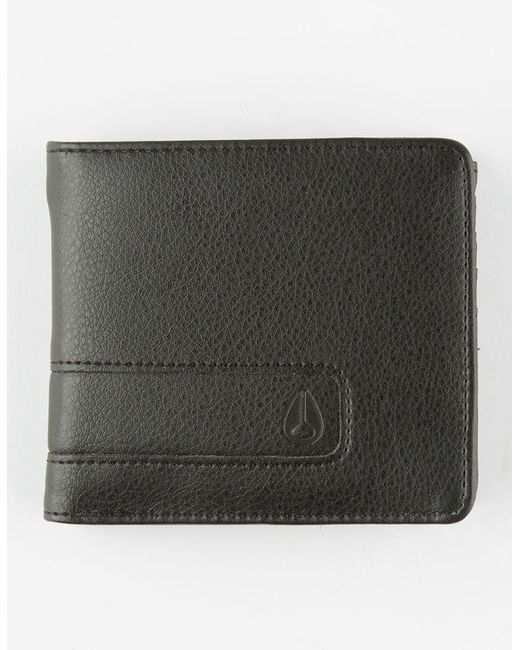 Nixon - Black Showoff Wallet for Men - Lyst