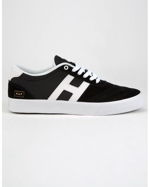 Huf | Black Galaxy Mens Shoes for Men | Lyst