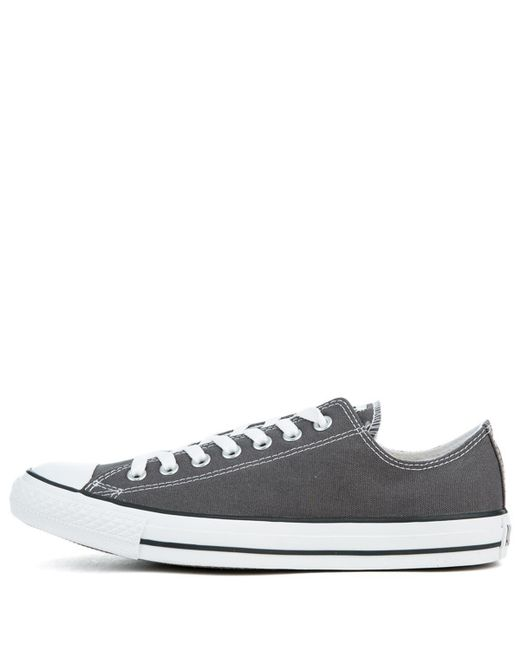 Converse | Gray All Star Lo for Men | Lyst