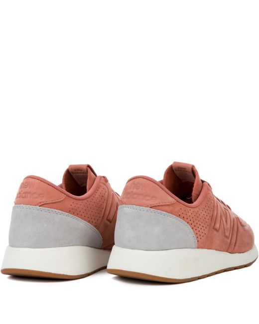 5a34f6e87cf4 ... New Balance - Gray 420 Deconstructed Salmon With Grey Sneaker for Men -  Lyst ...