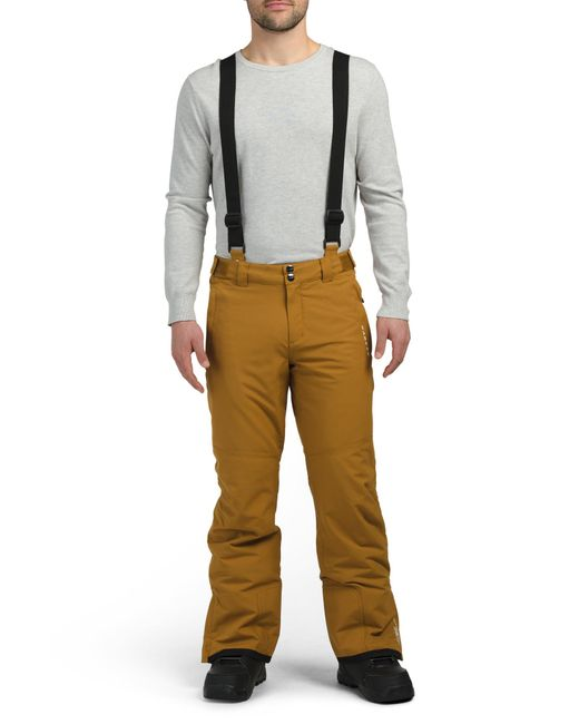 Tj Maxx Multicolor Profuse Insulated Ski Pants for men