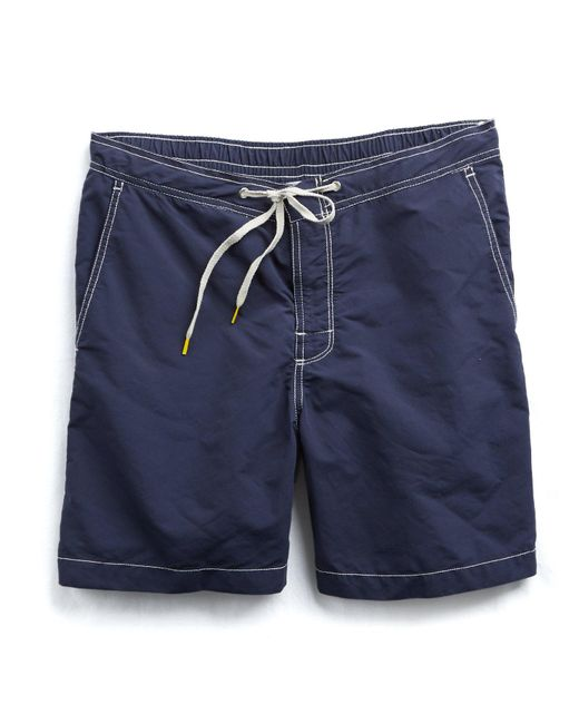 Hartford - Blue Kuta + Pochette Swimwear In Navy for Men - Lyst